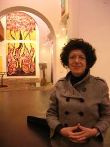 María Nieves Martín en la galería